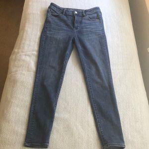 American Eagle super stretch 4Short jeans.